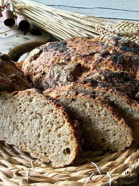ricetta del pane veloce fatto in casa