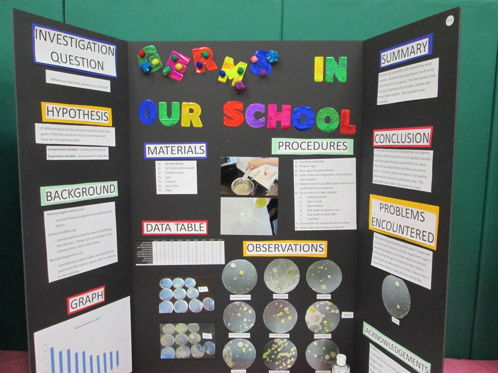 Science It S All Elementary Science Fair Expectations