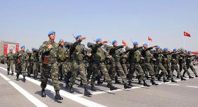 Турция готова участвовать в миссии ООН на Донбассе