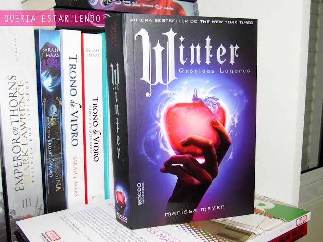 Li até a página 100 e... #20 - Winter