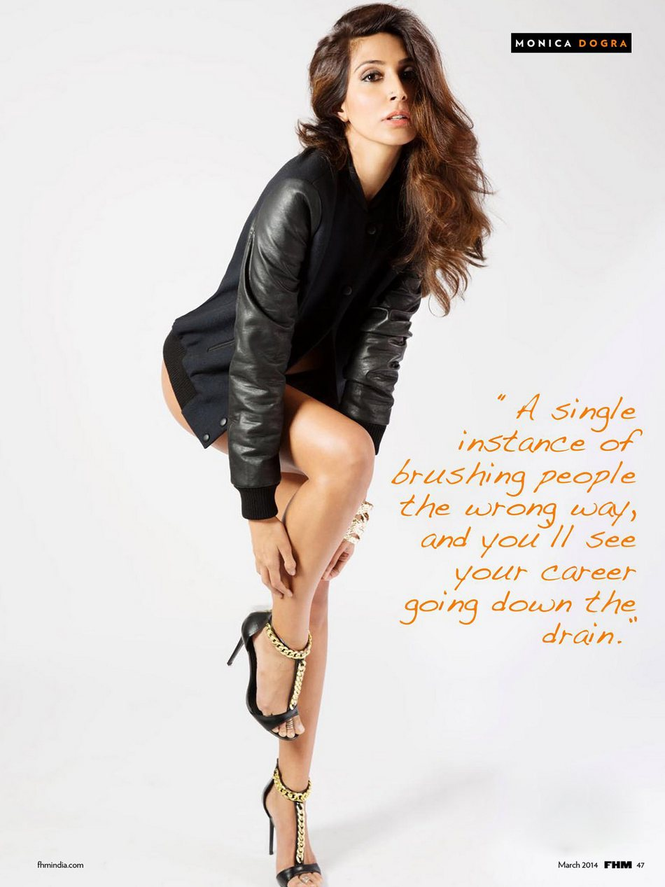Monica Dogra is Maxim Hot Cover Girl for March 2013   News