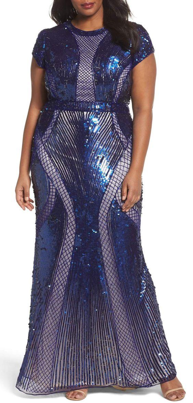 17 vestidos de lentejuelas para gorditas