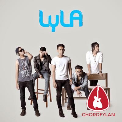 Lirik dan chord Kamu Cantik Kamu Baik - Lyla