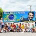 Moradores de Capela colocam outdoor em apoio a Bolsonaro