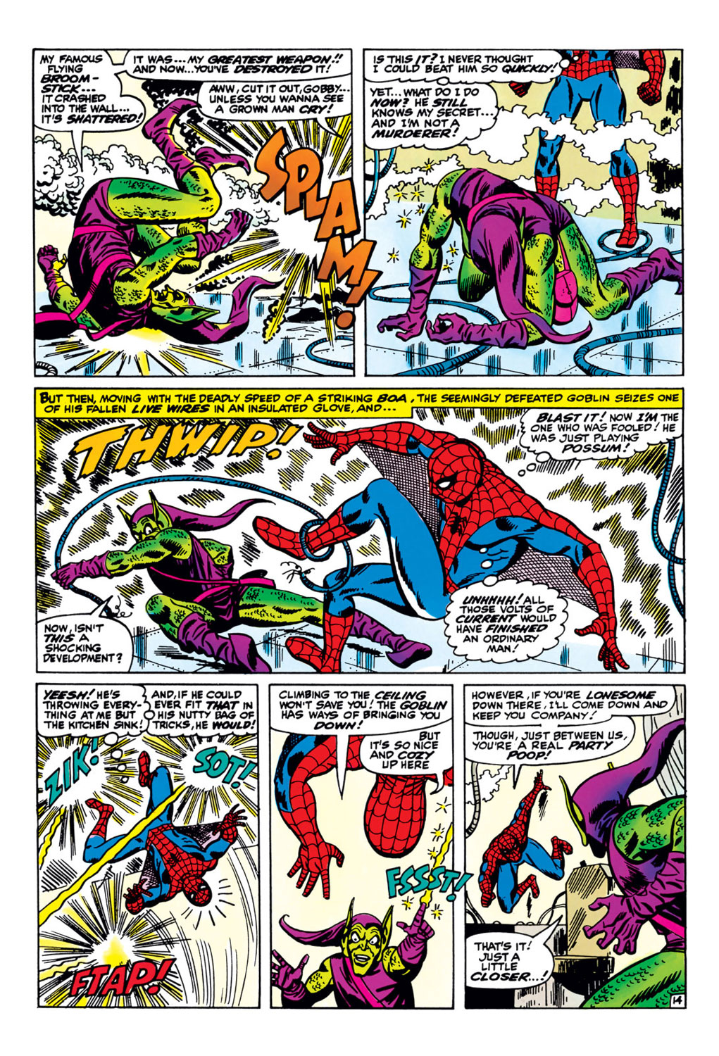 The Amazing Spider-Man (1963) 40 Page 14