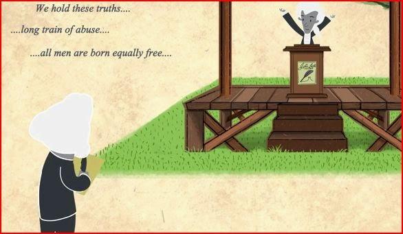 Declaration of Independence animatedfilmreviews.filminspector.com