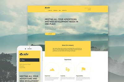 adv wordpress theme