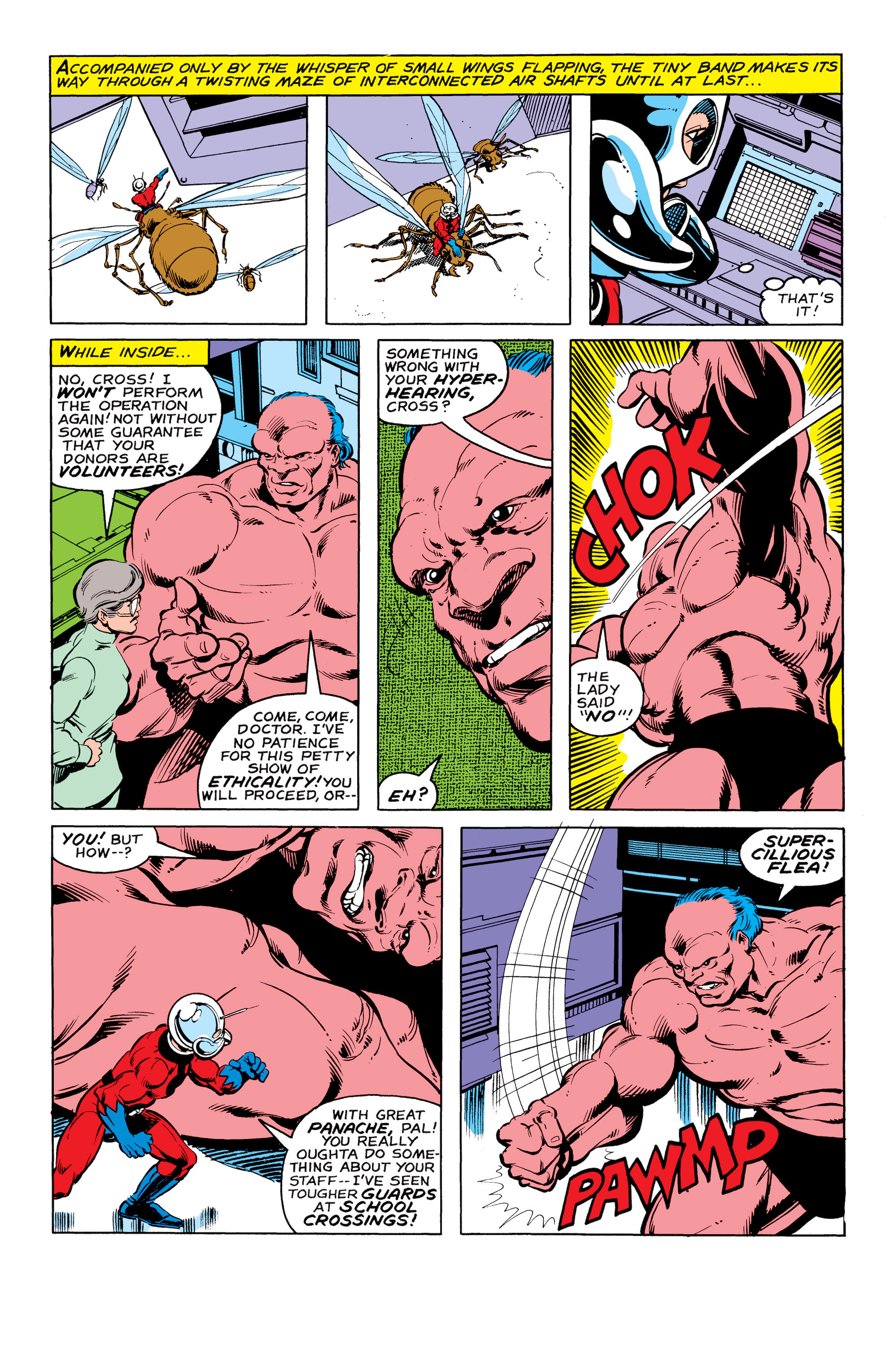 Read online Ant-Man comic -  Issue #Ant-Man _TPB - 33