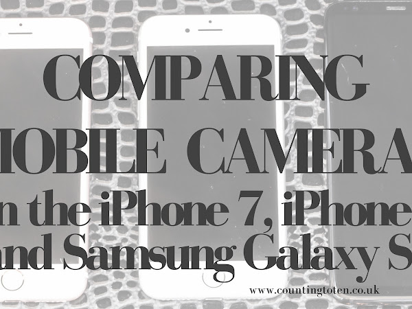Camera Comparison on the iPhone 7, iPhone 8 and Samsung Galaxy S8 Mobile Phones