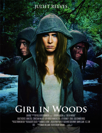 Ver Girl in Woods (2016) Online