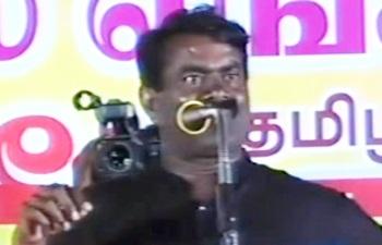 Seeman Speech 27-04-2016 Nagarkoil