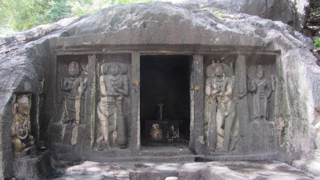 Bhairavakona temple - భైరవకోన