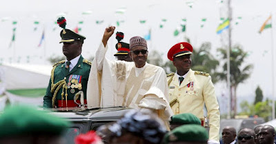 Presidency lists President Buhari's achievements after first year in office
