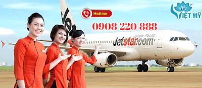 Vé máy bay đi Hải Phòng hãng Jetstar