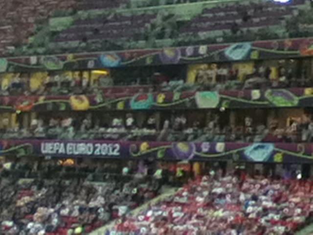 Euro 2012 Greece v Poland