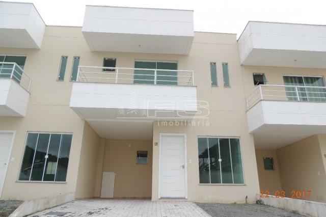 ENC: 1432 - Sobrado Novo com 3 dormitórios em Condomínio Fechado - Bairro Várzea - Itapema/SC