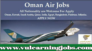 Latest Oman Air Jobs In Middle East 2019