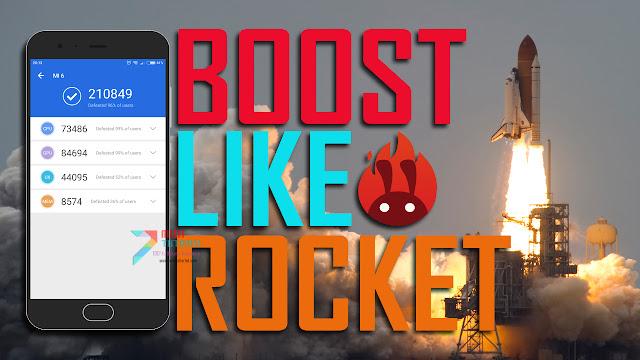 Score Antutu Smartphone  Xiaomi Kamu Masih Kecil? Coba Cara Meningkatkan Score Antutu Drastis Berikut ini (Boost Like a Rocket)