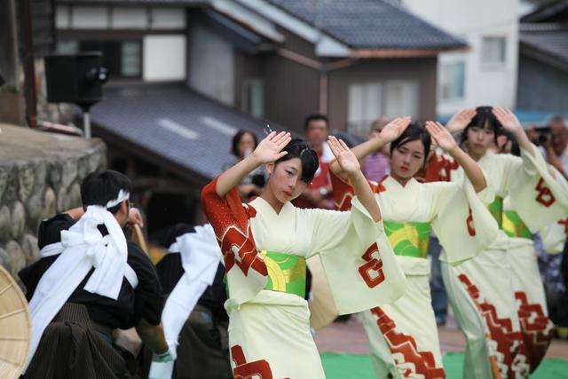 Johana Mugiya Matsuri, Zentoku-ji Temple, Johana, Nanto, Toyama
