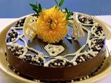 Tarta de Queso y Chocolate Fácil