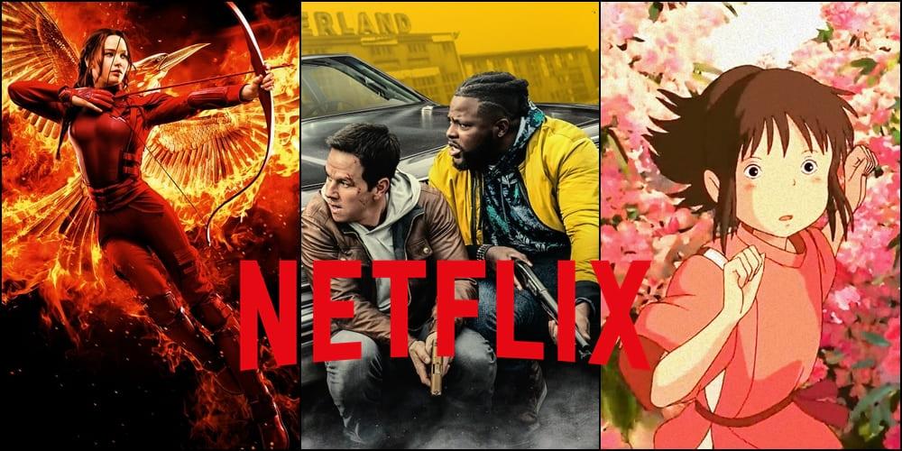 Filmes que chegam em Março na Netflix