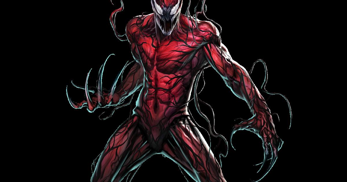 Devilmanotis Pathfinder Cletus Kasady Carnage
