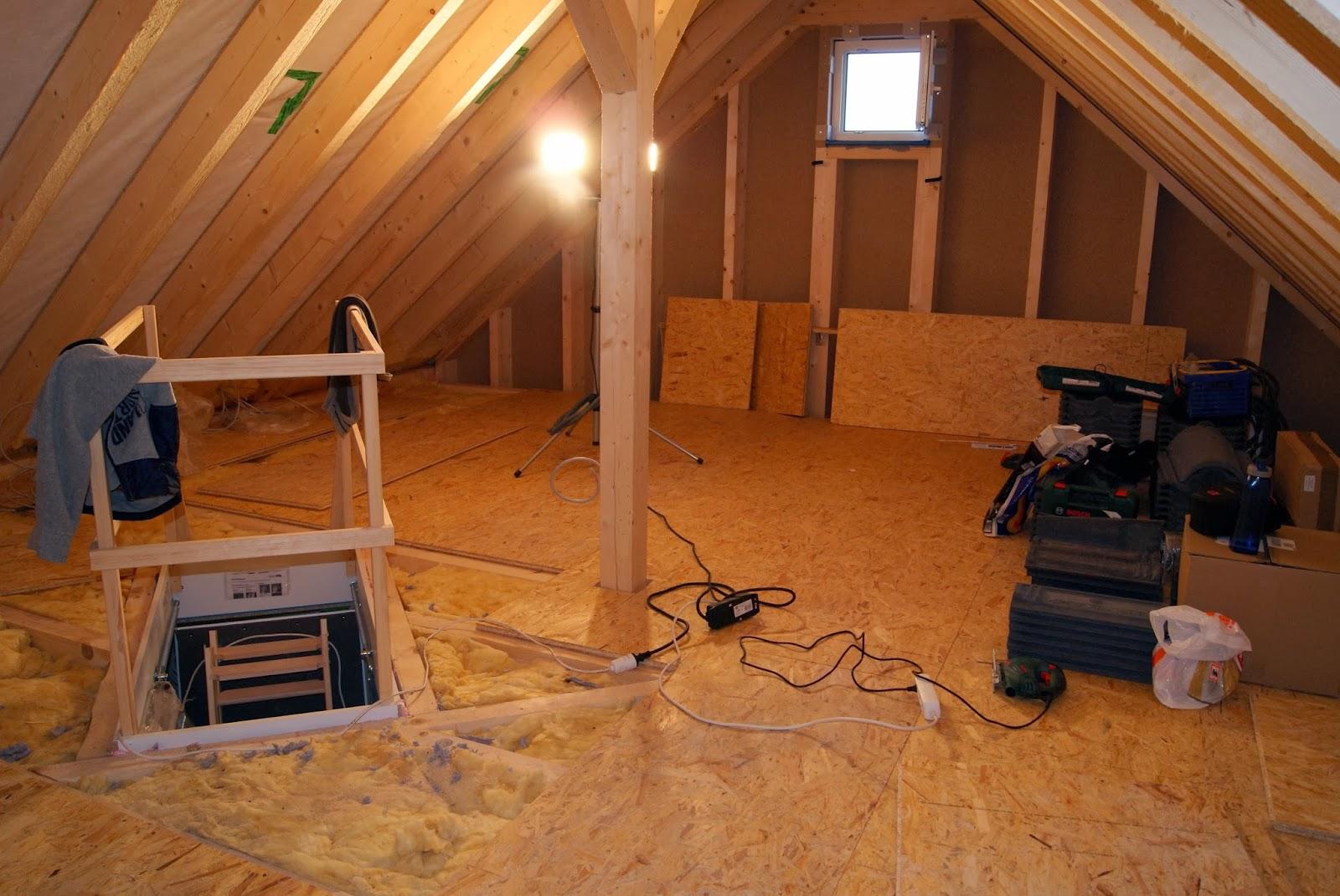 Dachboden Fußboden Dämmen ~ Dachboden ausbauen boden dämmen dachboden fußboden fu boden auf