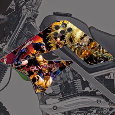 KLX Wolverine