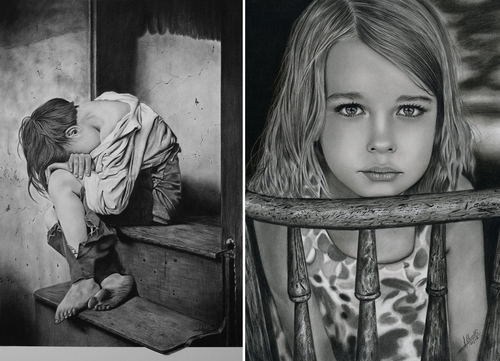 00-Isabel-Morelli-iSaBeL-MR-Pencil-Black-Pastel-and-Charcoal-Portrait-Drawings-www-designstack-co