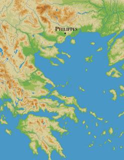 Σαν σήμερα η δεύτερη Μάχη των Φιλίππων.