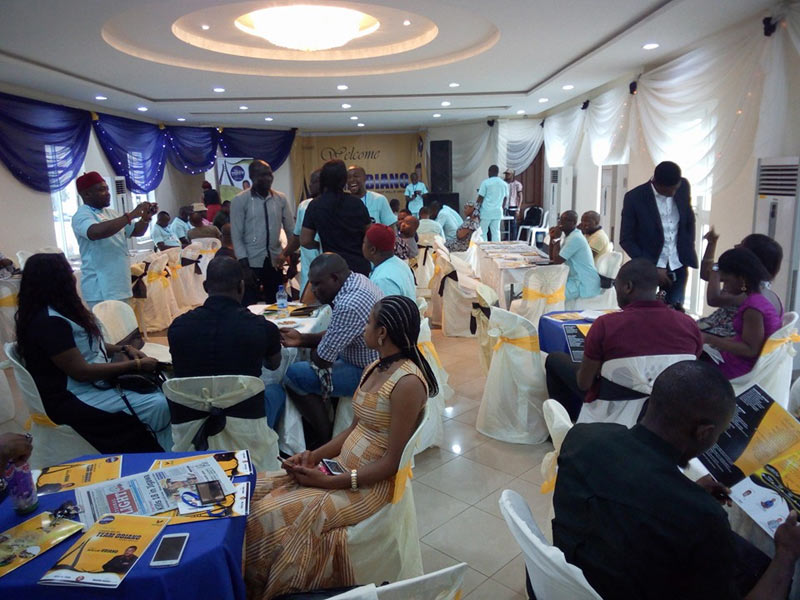 """Obiano hosts """"Online Fans of Governor Willie Obiano"""" in Awka"""