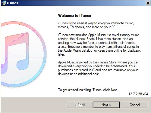 Tải iTunes mới nhất cho Máy tính win 7, 8, 8.1, win xp, 10 cực dễ dàng f