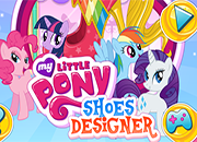 My Little Pony Shoes Designer juego