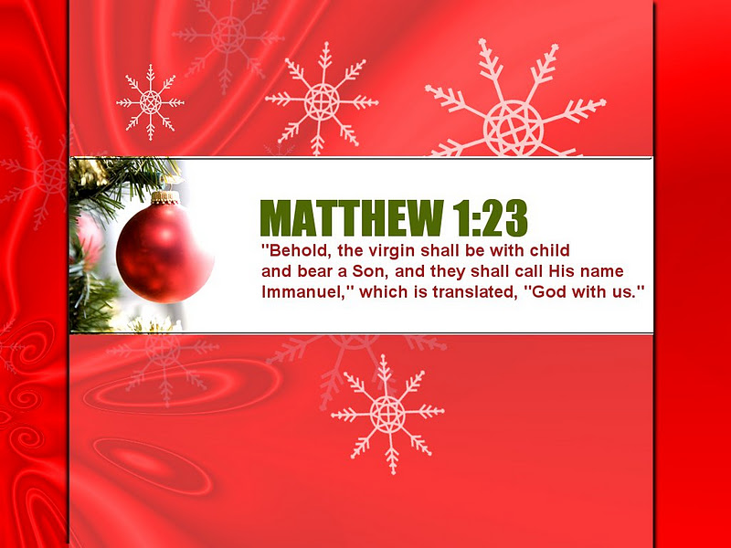 merry christmas to all - Christmas Scriptures