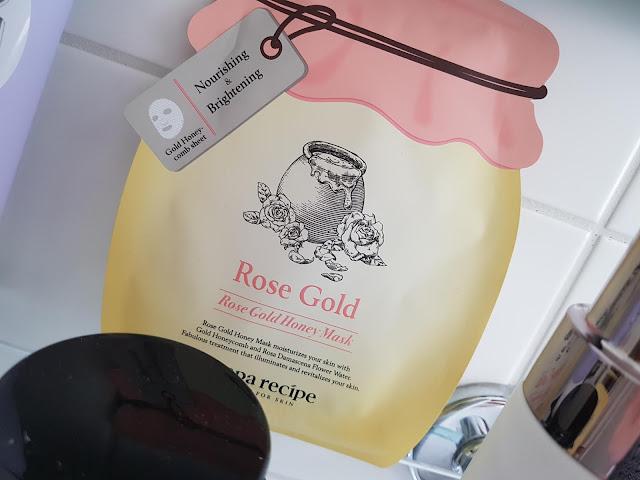 Papa Recipe Rose Gold