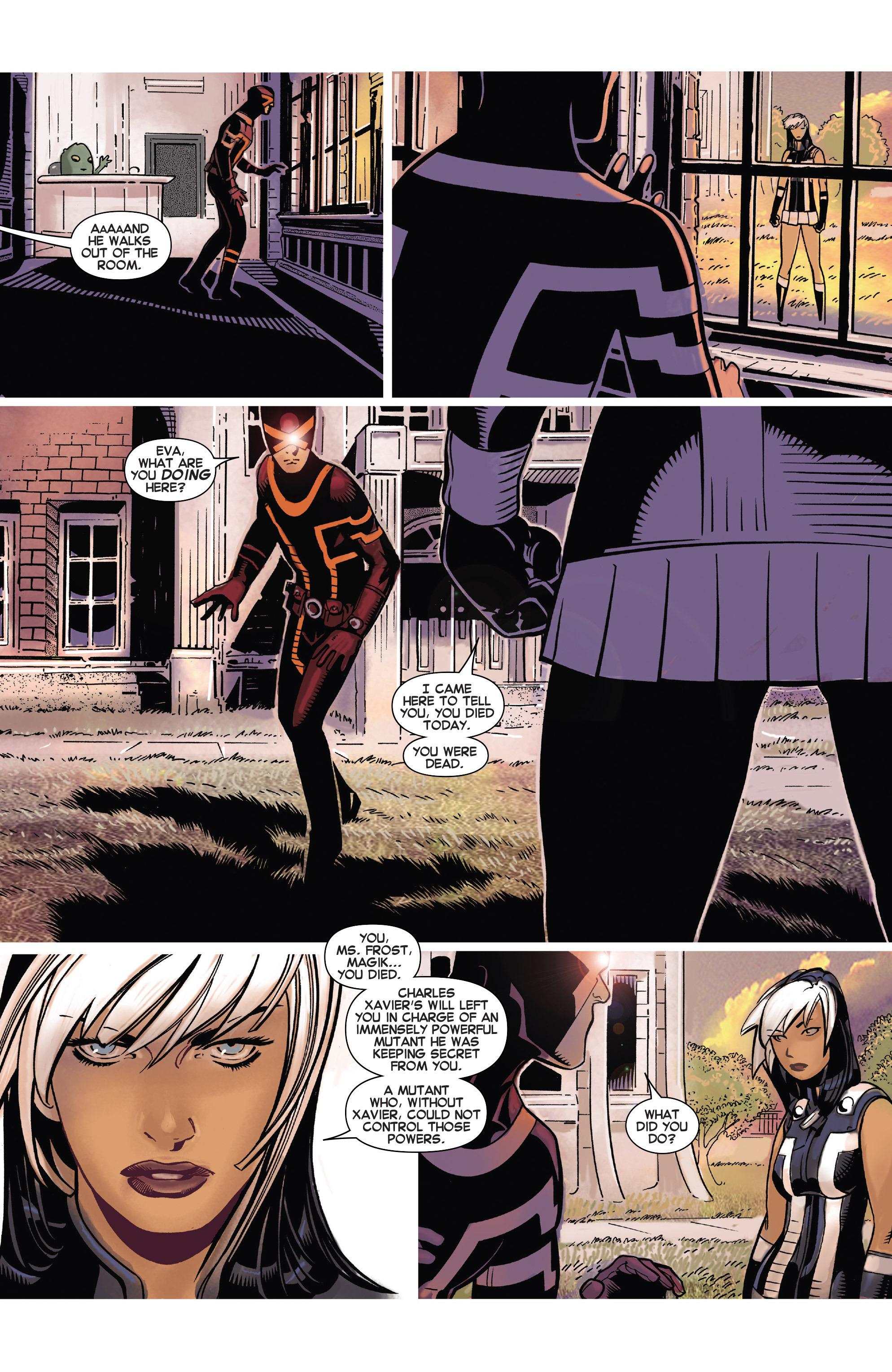 Read online Uncanny X-Men (2013) comic -  Issue #31 - 16