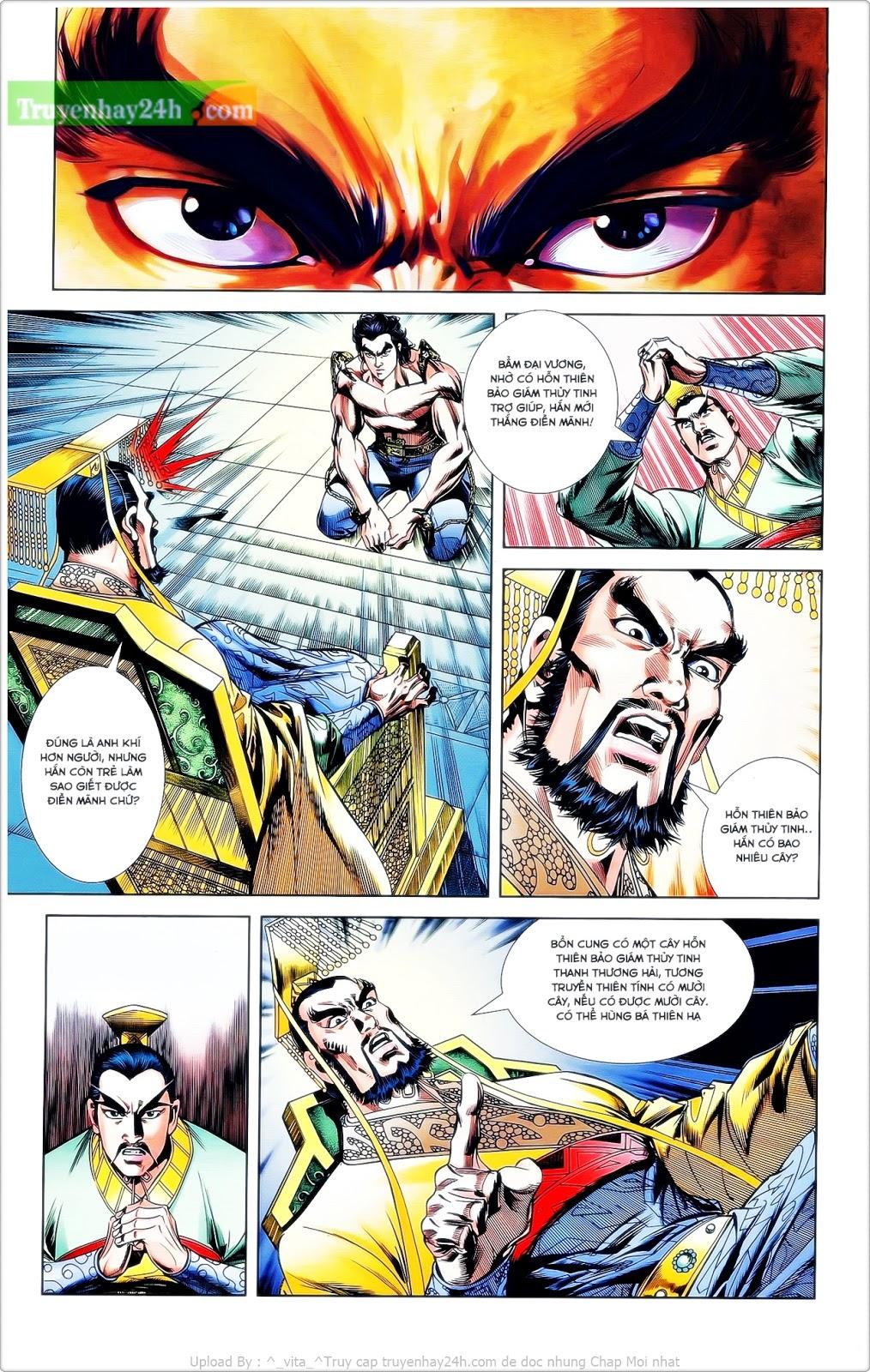 Tần Vương Doanh Chính chapter 24 trang 10