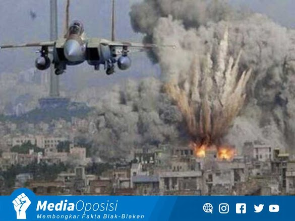 Derita Gaza dan Hilangnya Rasa Kemanusiaan Dunia
