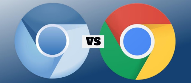 Perbedaan antara Google Chrome dan Chromium Browser