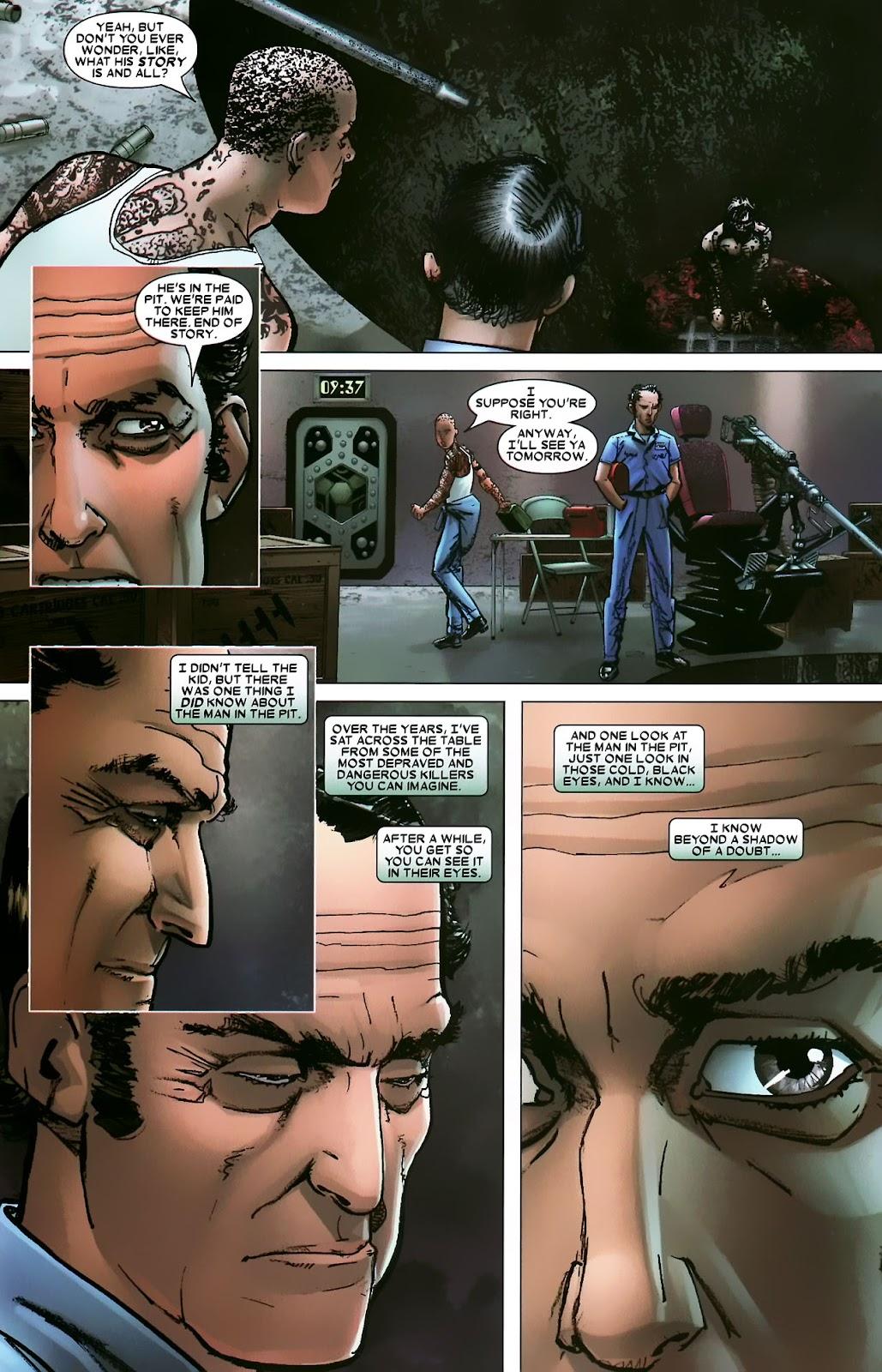 Read online Wolverine (2003) comic -  Issue #56 - 7