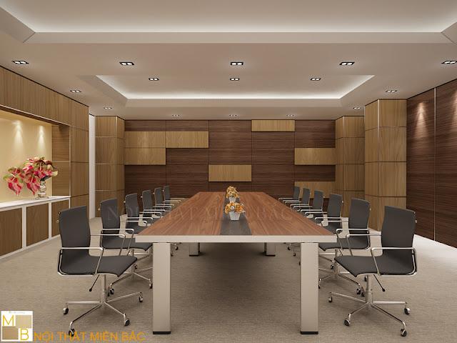Nâng cao đẳng cấp với các ý kiến tư vấn thiết kế phòng họp đầy hữu ích - H3