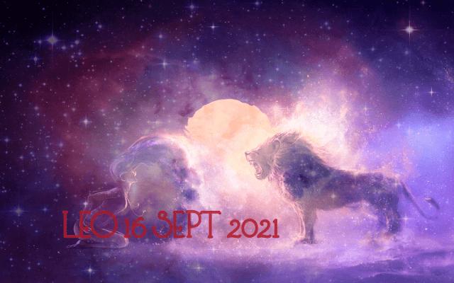 ZODIAK Hari ini LEO 16 September 2021