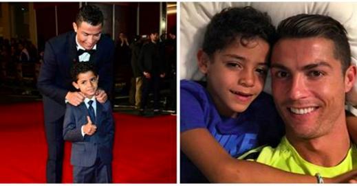 Cristiano Ronaldo fait une triste révélation sur son fils ...