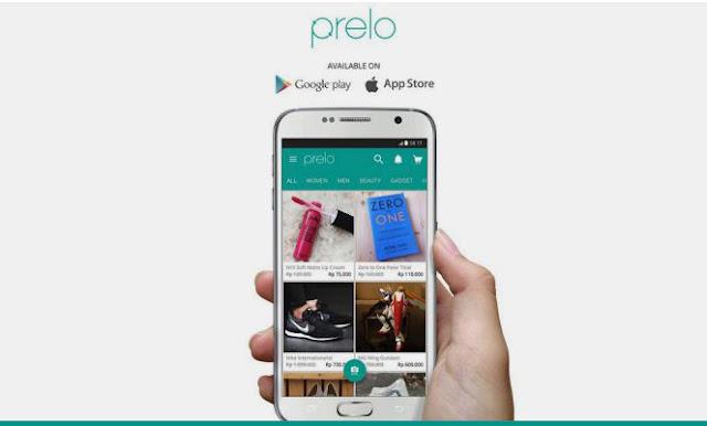 Prelo, Tempatnya Jual-Beli Barang Bekas Berkualitas