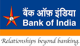 Bank of India – BOI Recruitment 2016