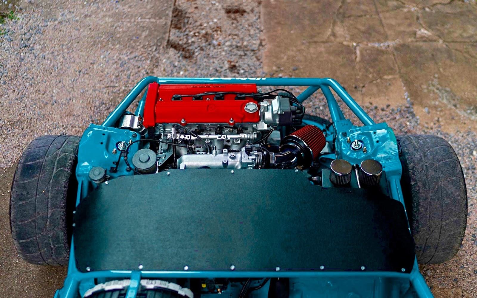 Krowrx on 1994 Acura Integra Blue