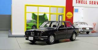 Tomica Limited Vintage  LV-N93b BMW