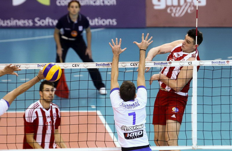 Ο Ολυμπιακός 3-0 τον Εθνικό Αλεξανδρούπολης