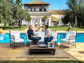 Bertín Osborne y los del Río en Mi casa es la tuya foto 6