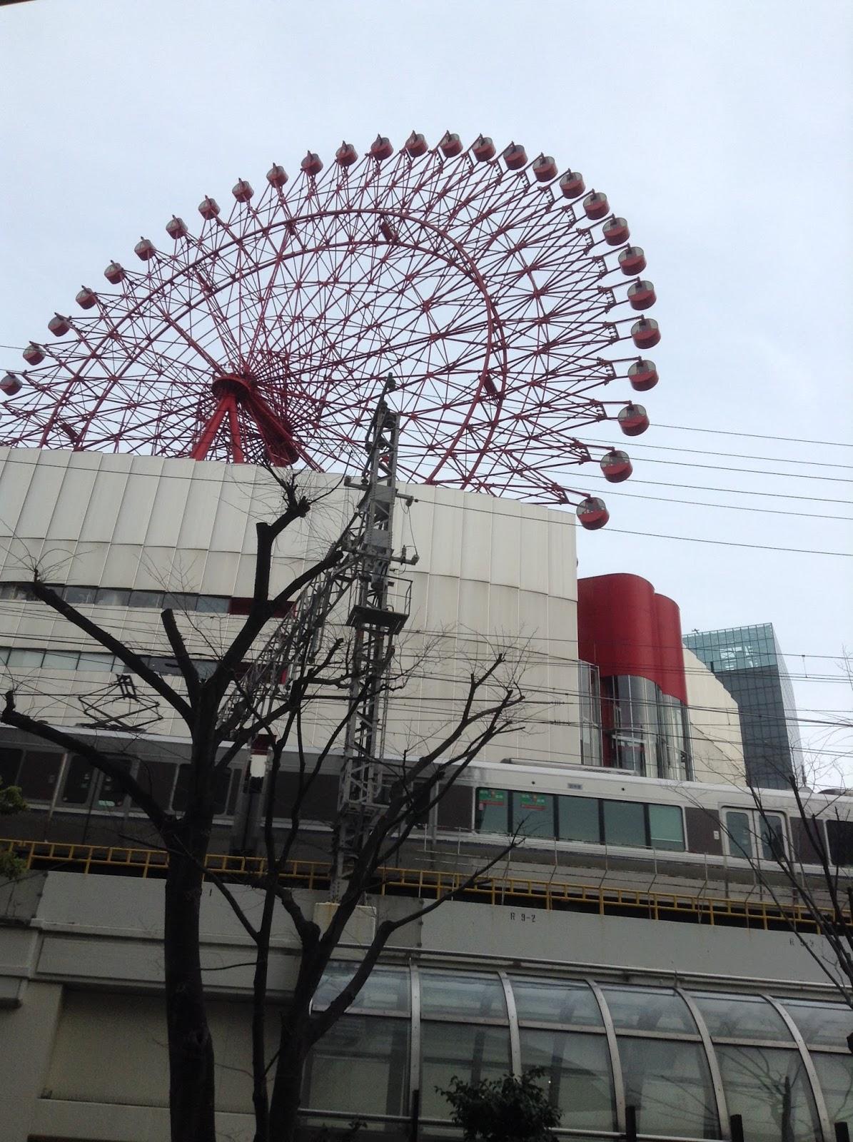 Hep 5 ferris wheel Umeda